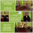Online-Gottesdienst mit Gedenken an die Verstorbenen während der Corona-Pandemie
