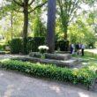 Gedenkgottesdienst an die Verstorbenen des Kirchenjahres 2019/2020 auf dem Evangelischen Friedhof Gütersloh