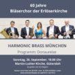 """Konzert: Blechbläserquintett """"HARMONIC BRASS"""" aus München"""